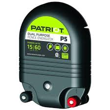 Patriot Electric Fence Chargers