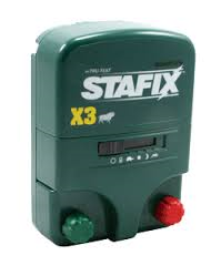 Stafix Electric Fence Chargers