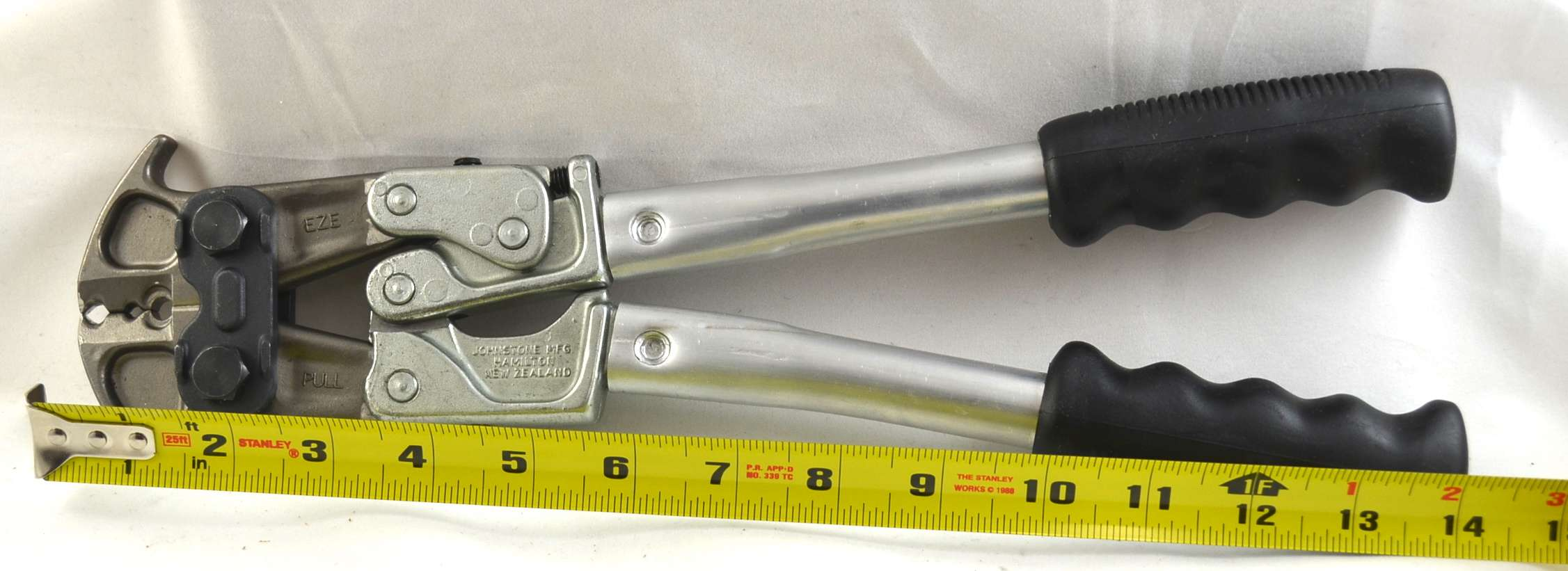 Stay Tuff Fencing Tool 1 Slot Crimp Tool Live Wire Products Inc
